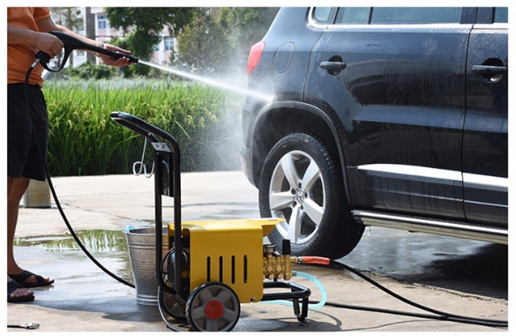 Car Washing of Best Pressure Washer-C66