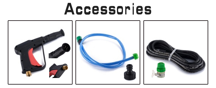 Accessories of Pressure Washing Prices of C200