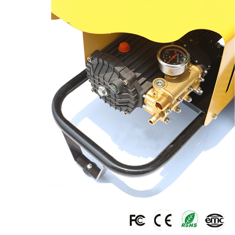 Pressure Washer for Car-C66 visual tank