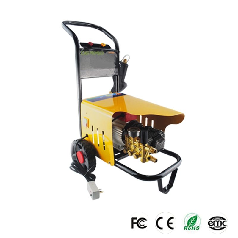 Pressure Washers-C66 side view