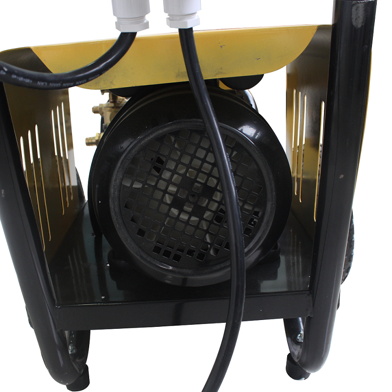 Electric Pressure Washers-C66s heat radiator