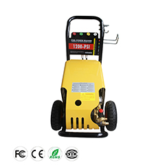 Mobile Car Wash Equipment-C66s