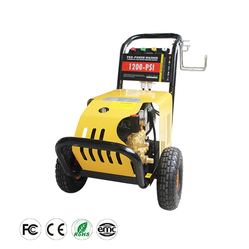 Best Electric Pressure Washer-C66s side view