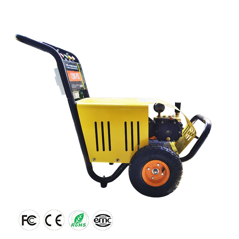 Pressure Washer Machine-C66s side view