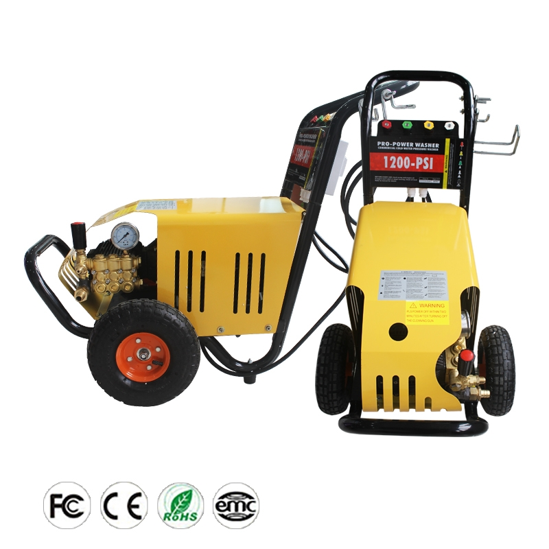 Electric Pressure Washers-C66s main machine