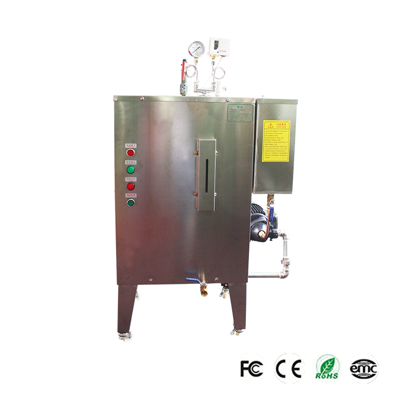 Which Steam Generator main machine