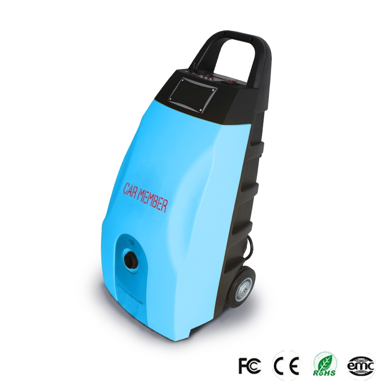 Best Steam Cleaner side view