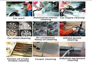 What are advantages of Steam cleaner from Guangzhou Car Member?