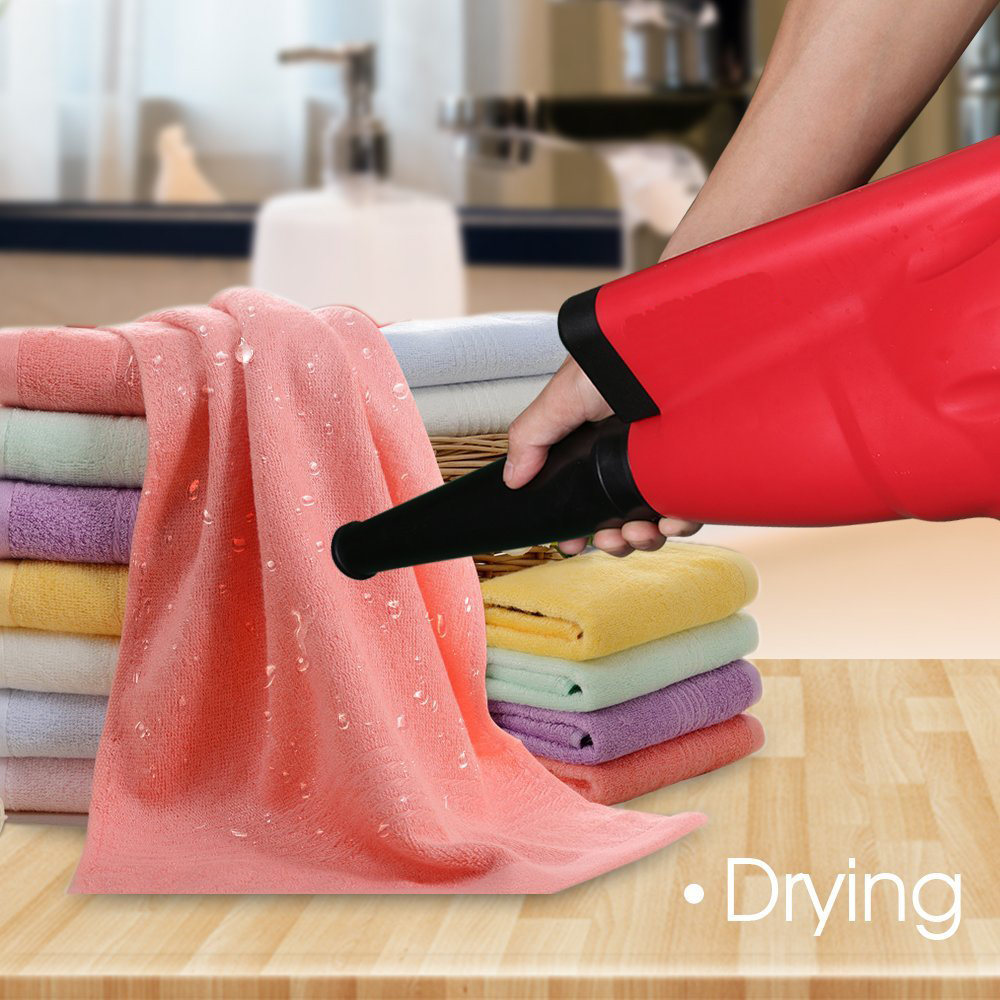 car washer-drying