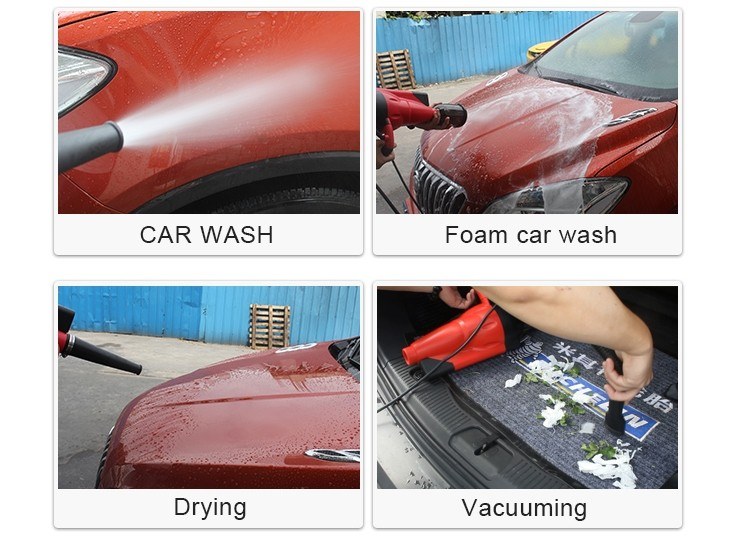 Multi-function Car Washer C300