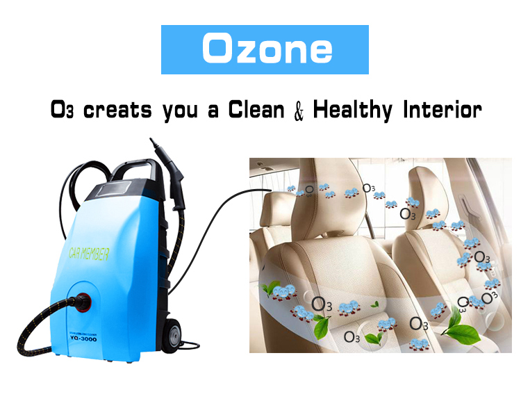 steam & ozone machine