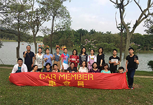 CAR MEMBER -- Energetic & Passionate Team