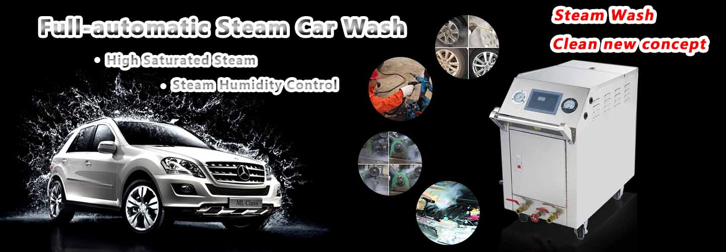 Diesel Car Cleaning Equipments-C99 - Steam Car Washer Series